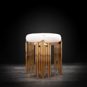 mauris rg beige modern accent chair
