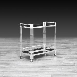 iceland silver roberto grassie bar cart