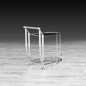 york silver roberto grassie bar cart