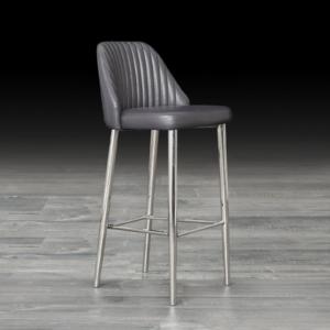 darla gray stylish bar stool