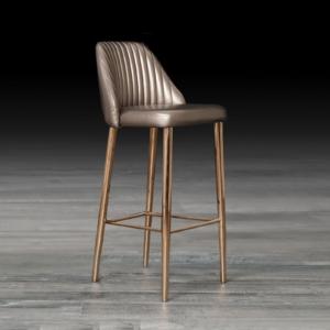 darla oyster stylish bar stool