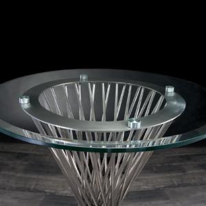 helix stylish bar table