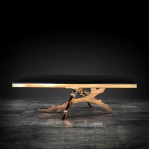 albero rectangular rg modern coffee table