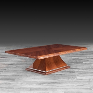 aliosso brown stylish coffee table