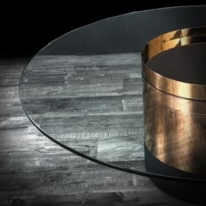 cerchio round rg stylish coffee table