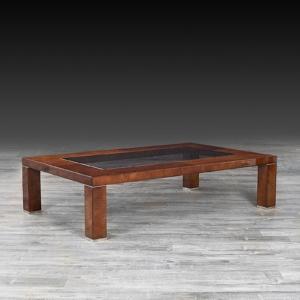 demeter rectangular stylish coffee table