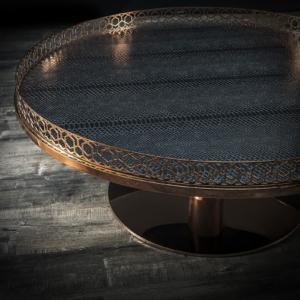 malena round rg roberto grassie coffee table