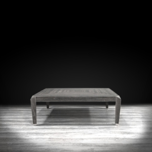 st tropez square gray modern coffee table