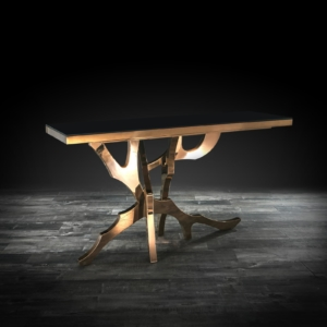 albero rg stylish console table