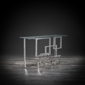 spectra stylish console table