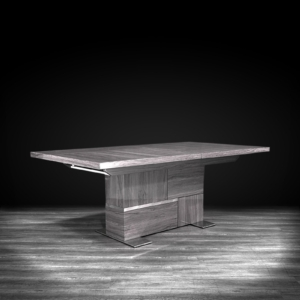 monaco taupe stylish dining table