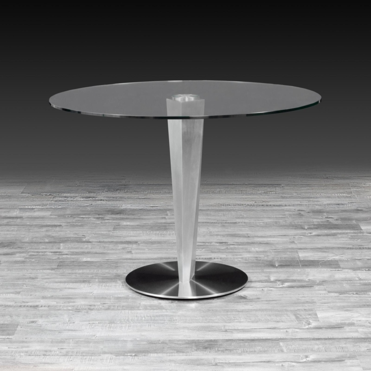 Awe Inspiring Oviedo Dining Table Silver Creativecarmelina Interior Chair Design Creativecarmelinacom