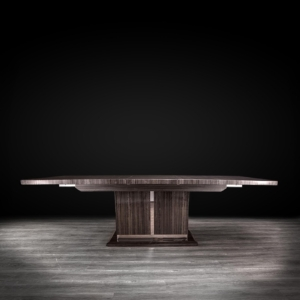 St Tropez Lacquered Dining Table