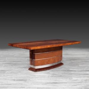 tallia brown stylish dining table