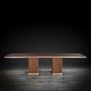 vanguard wenge roberto grassie dining table