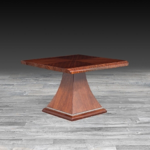 aliosso brown stylish end table