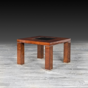 demeter lacquer stylish end table