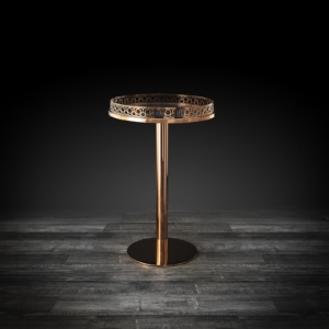 malena md round rg modern end table