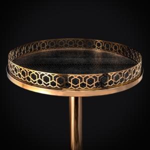 malena md round rg stylish end table