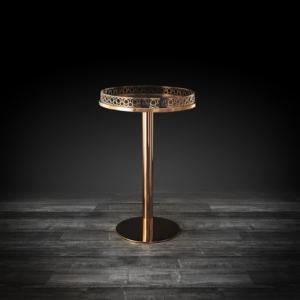 malena sm round rg modern end table
