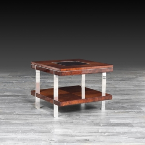 petro lacquer stylish end table