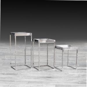 santina silver stylish flower stand