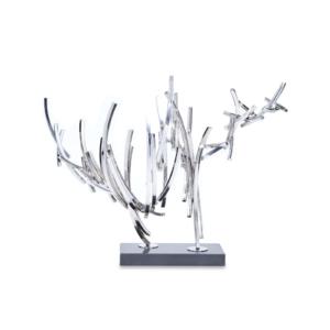 line complex 1 luxury sculpture