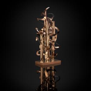 pearl streamer rg modern sculpture
