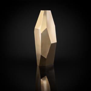 refined bottle 1 sculpture