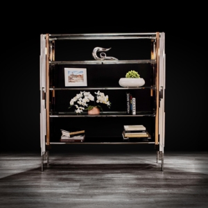 Illusion Silver Shelf