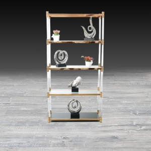 Luxury Varossi B Rose Gold Shelf