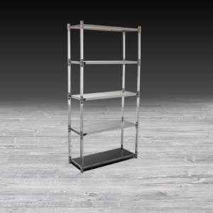 varossi b silver stylish shelf