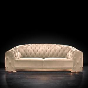 massimo rg taupe modern sofa set
