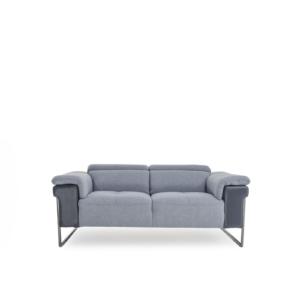 noir blue sofa set