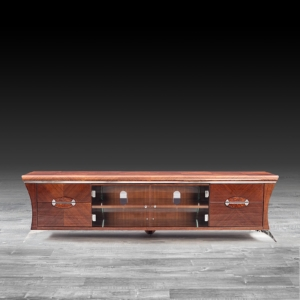 Modern Aliosso Lacquered TV Stand