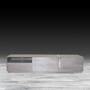Modern Cronos Gray TV Stand