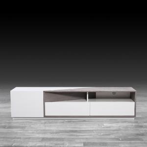 Modern Damiron White TV Stand