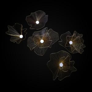 Flowering-2 Metal Wall Art