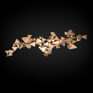 Twinkling Star-1 Metal Wall Art