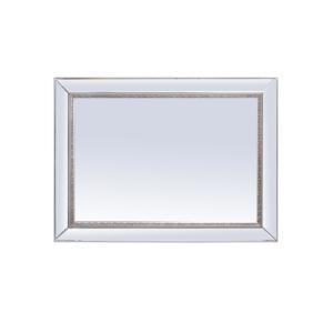 bella modern wall mirror