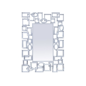 Chainmail Wall Mirror